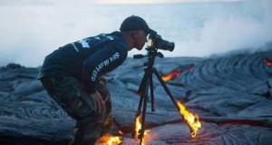 """""""Zapalony"""" fotograf"""