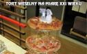 Tort weselny na miarę XXI wieku
