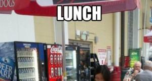 Takie tam przy obiedzie
