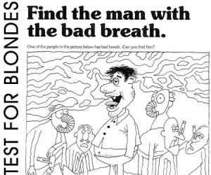 Test IQ - Brzydki oddech