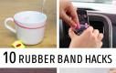 Co można zrobić z gumkami recepturkami?
