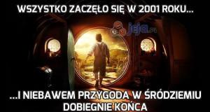 Wszystko zaczęło się w 2001 roku...