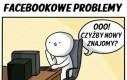 Facebookowe problemy