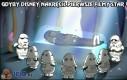 Gdyby Disney nakręcił pierwsze filmy Star Wars