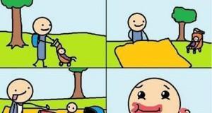 Piknik z dzieckiem