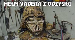 Hełm Vadera z odzysku