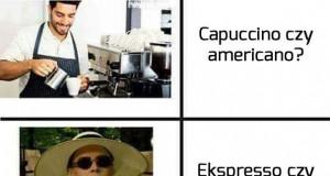 Kawkę?