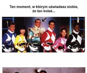 Go, go Power Ranger!