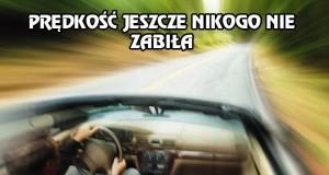 Logika przekraczania prędkości