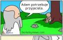 Przyjaciel dla Adama