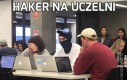 Haker na uczelni