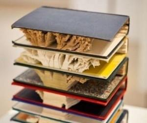 Drzewo z książek