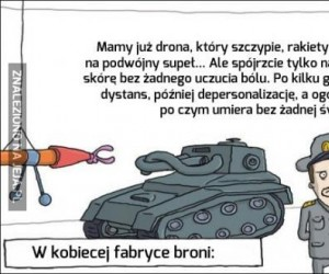 Militaria okiem kobiet