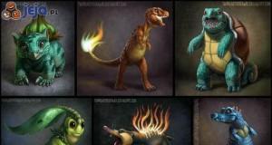 Wybierz swojego realistycznego Pokemona!