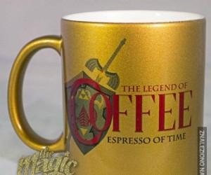 Legenda kawy