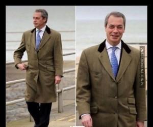 Kiedy widzisz nielegalnego imigranta płynącego do brzegu