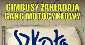Gang motocyklowy