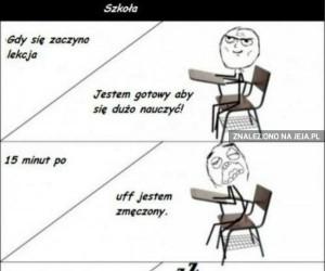 Tymczasem w szkole