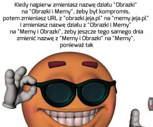 Uznaliśmy, że memy są spoko ¯\_(ツ)_/¯