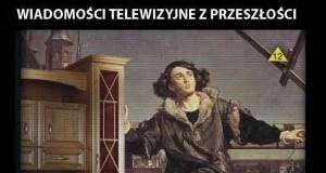 Wiadomości telewizyjne z przeszłości