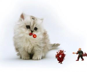 Kot zagłady