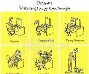 Pozycje komputerowe