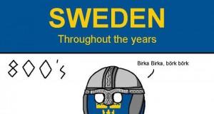 Historia Szwecji
