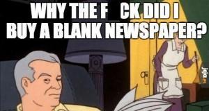 Dziwna ta gazeta