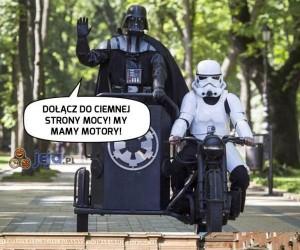 Dołącz do ciemnej strony mocy
