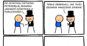 Ostatnia sztuczka magika