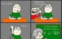 W klasie...