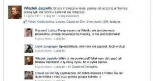 Impreza u Jagiełły
