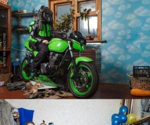 Gdy sezon się kończy i trzeba coś zrobić z motocyklem...