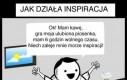 Jak działa inspiracja