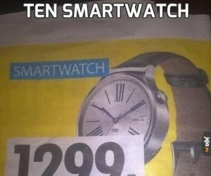 Ten smartwatch