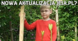 Nowa aktualizacja Jeja.pl?