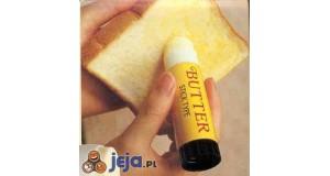 Masło w sztyfcie