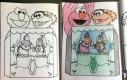 Dlaczego mąż powinien mieć zakaz kolorowania dziecięcych książek