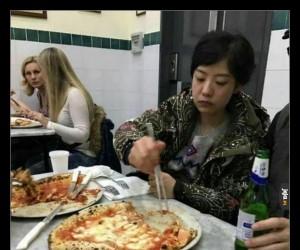 Japońskie wakacje we Włoszech