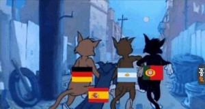 Wielcy przegrani Mundialu 2018
