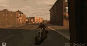 Typowy dzień w GTA