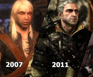 Geralt. Nim starszy tym ładniejszy!