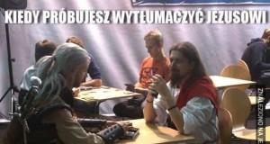 Taka tam pogawędka z Jezusem