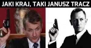Jaki kraj, taki Janusz Tracz