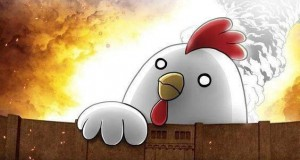 Atak na kurczaka