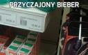 Przyczajony Bieber