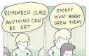 Jednak nie wszystko może być sztuką