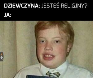 Religijny?