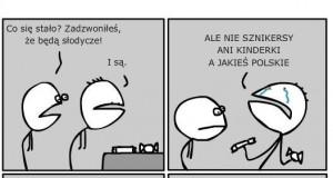 Polskie słodycze