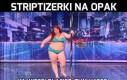 Striptizerki na opak